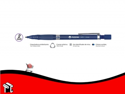 Lapiz Mecanico Pizzini 1470 2mm