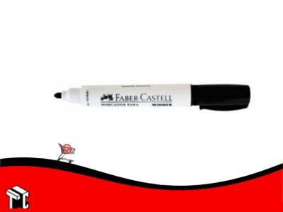 Marcador Para Pizarra Blanca Faber-castell Winner 152 Negro