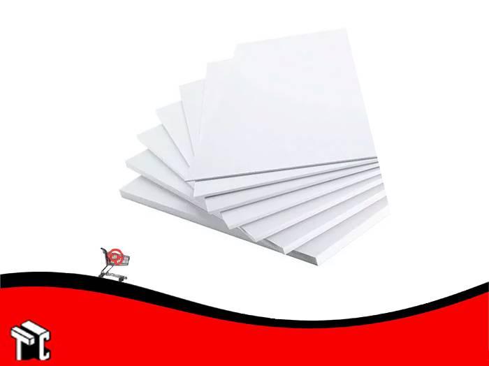 Placa De Telgopor 500 X 500 X 20 Mm Estandar X 100 Unidades