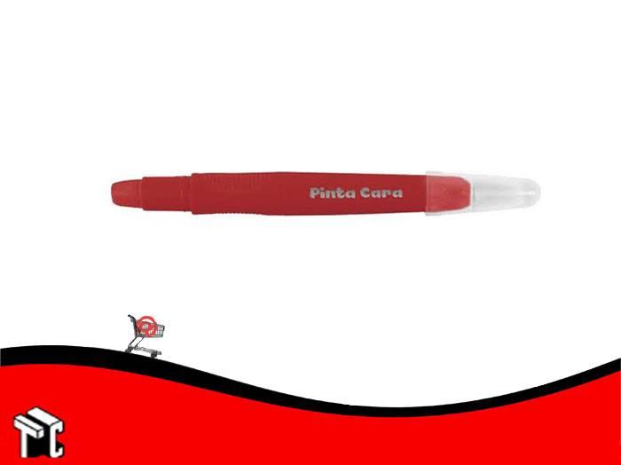 Crayon Pinta Cara Simball Rojo