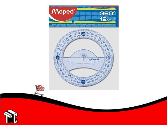 Transportador 360º Maped