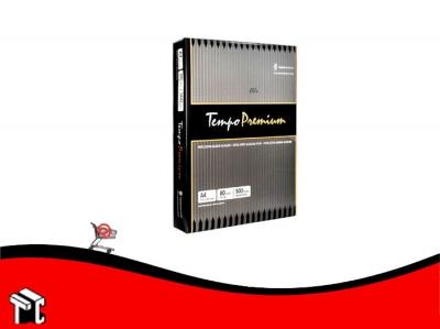 Resma Tempo Premium 80 G A4 X 500 Hojas