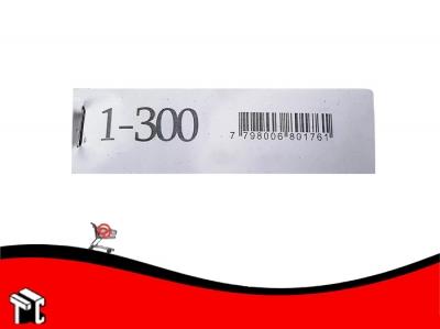 Talonario Guardarropa 1-300 Mil28