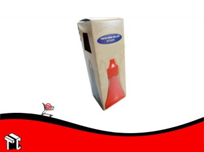 Tinta Para Sello Señorita 4k 28cc Rojo