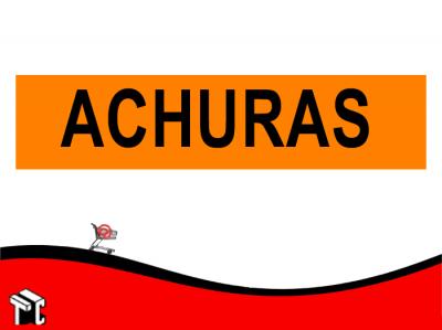 Faja Adhesiva Achuras