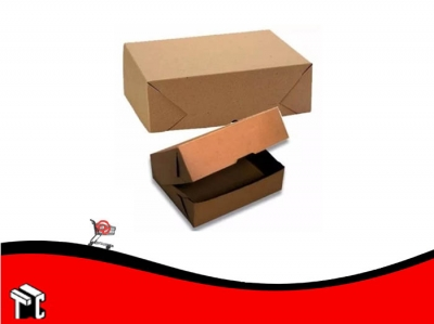 Caja Archivo Congreso Carton Microcorrugado 38 X 28 X 12 Cm.