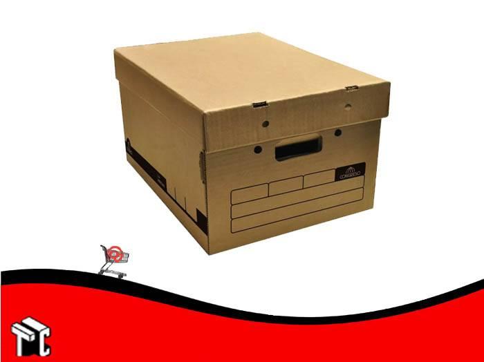Caja Archivo Congreso 43 X 32,5 X 25 Premium