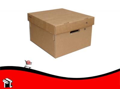 Caja Archivo Gs 40 X 36 X 26 Cm X25 Ud