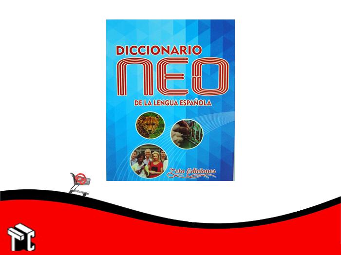 Diccionario Neo Lengua Española