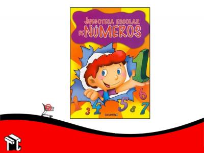 Libro Coleccion Juegoteca Escolar De Numeros