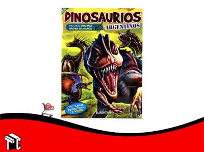 Coleccion Infograficos Dinosaurios Argentinos