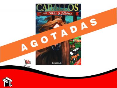 Coleccion Infograficos Animales Caballo