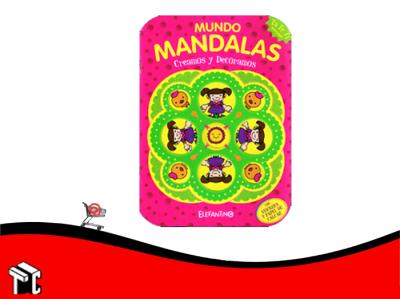 Coleccion Mundo Mandalas Creamos Y Decoramos