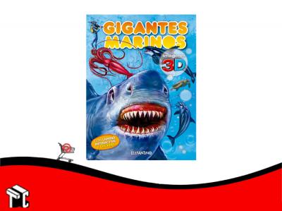 Coleccion Infograficos Gigantes Marinos 3d