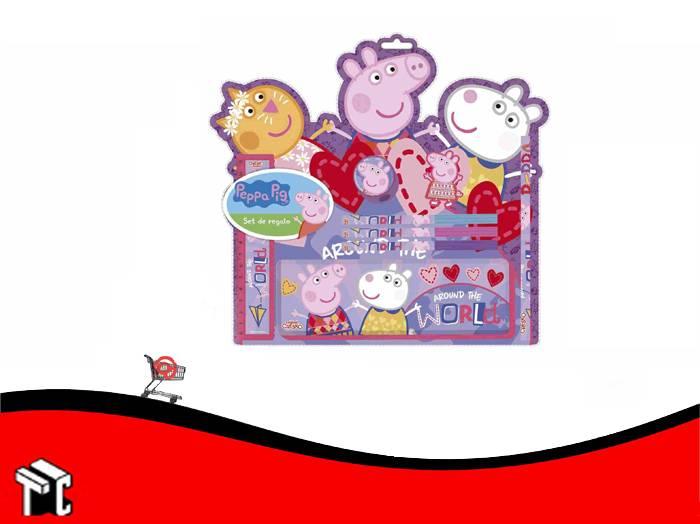 Set De Arte Peppa Pig Pp481