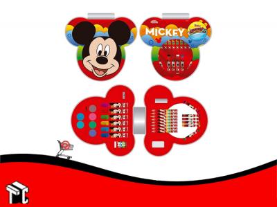 Set De Arte Mickey 33 Piezas Km385