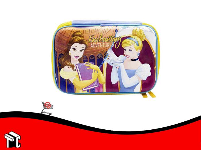 Cartuchera 2 Cierres Princesas Disney Ep010