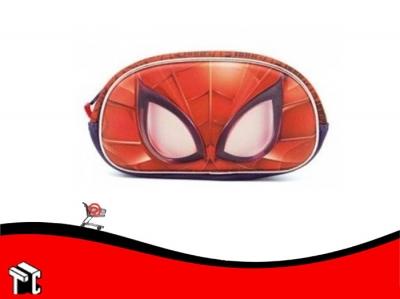 Cartuchera 1 Cierre 3d Spider-man