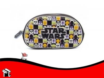 Cartuchera 1 Cierre 3d Star Wars