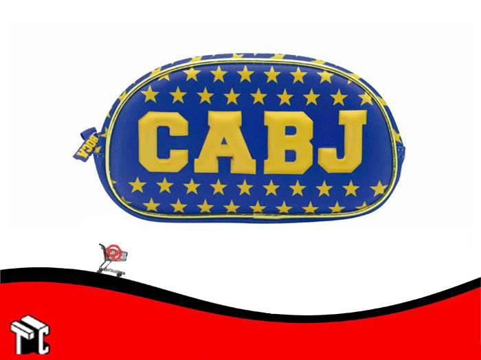 Cartuchera 1 Cierre 3d Boca Juniors Bo020