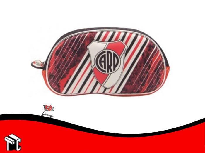 Cartuchera 1 Cierre 3d River Plate Ri066