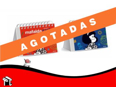 Calendario De Escritorio × Día Mafalda