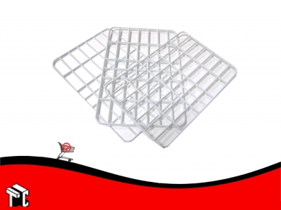 Rejilla Plastica Para Fiambres X Caja