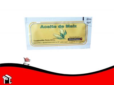 Aceite De Maiz 8 Cc X 200 Sobres