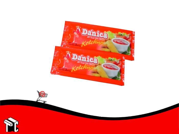 Ketchup Danica 8grs X 192 Sobres