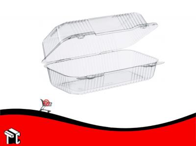 Sandwichera Cristal Mediana 2450 × Unidad