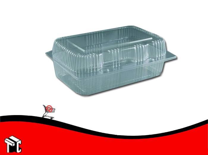 Sandwichera Cristal Mediana W6bpet × Unidad
