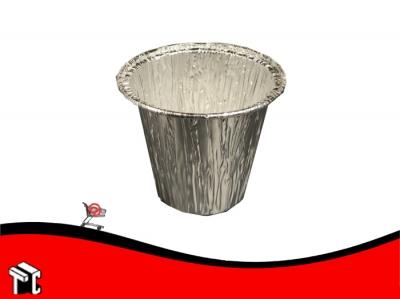 Molde Para Flan De Aluminio V-100 X Unidad