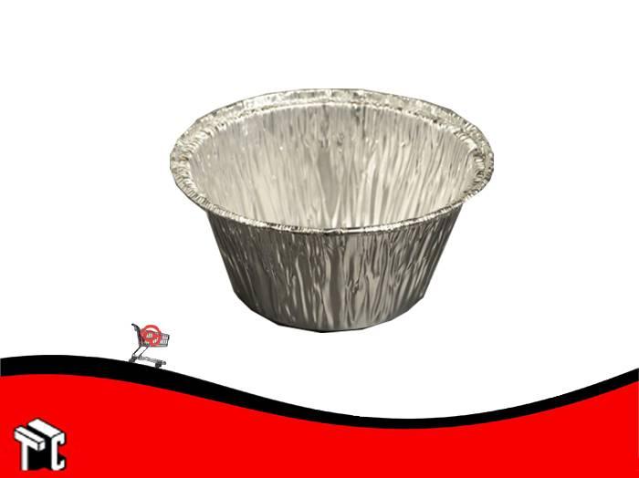 Molde Para Flan De Aluminio V-230 X Unidad