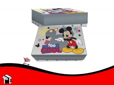 Caja Mickey L X 1 Unidad