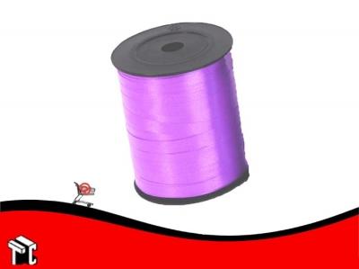 Cinta De Regalo Lisa 0.5 Cm X 1.000 M Color Lila