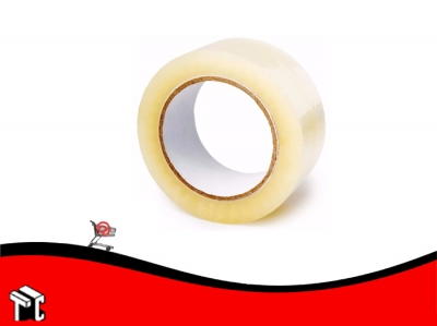 Cinta Adhesiva Transparente 48 Mm. X 100 Yardas