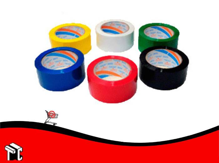 Cinta Adhesiva Duct Tape Linea 48 Mm. X 9 M.