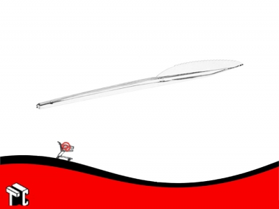 Cuchillo Cristal Koval X 50 Unidades