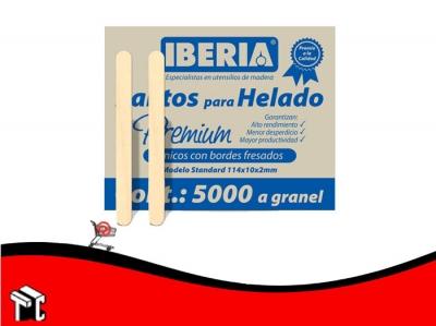 Palito Para Helado Natural X5000
