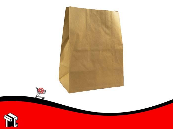 Bolsa De Papel Delivery Nro 3 X 50