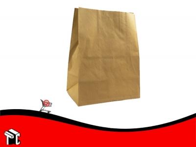 Bolsa De Papel Delivery Fm 5 X 50