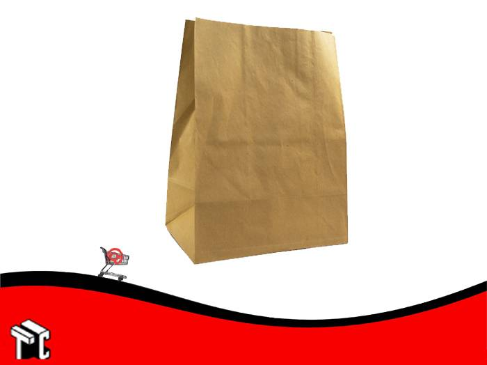 Bolsa De Papel Delivery Nro 105 X 50 Ud.
