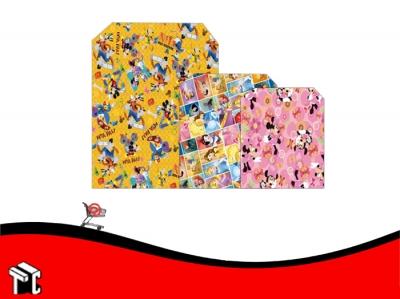Sobre Licencia Con Adhesivo Muresco 16.2x22.9 X 10 Unidades