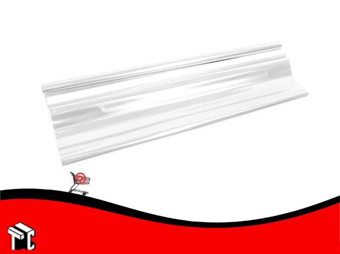Papel De Regalo Metalizado Plata 70x50cm