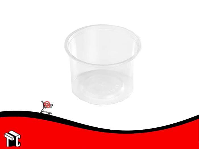 Pote Plástico Liso Cotnyl 500 X 60 Unidades