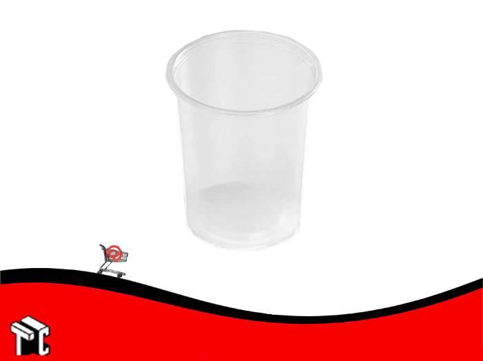 Pote Plástico Liso Cotnyl 800 X 60 Unidades