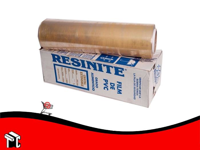 Film Resinite Af-50 X 375 Mm. X 1000 M.