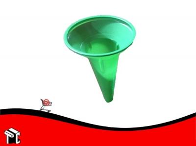 Porta Cucurucho Plastico X Unidad