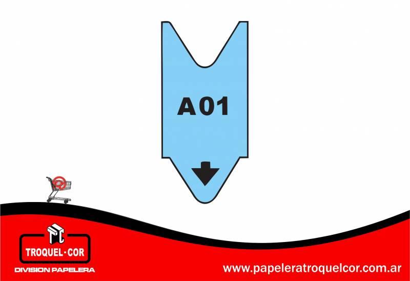 Rollo Alfanumerico A00 Al A99 X 2.000 Numeros Color Azul