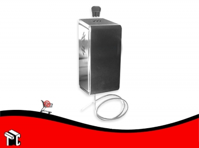 Dispenser Desodorizador Goteo Acero Inoxidable